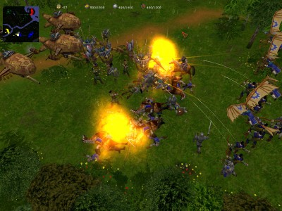 Glest - Free Game Like Warcraft
