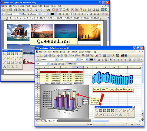 Softmaker Office – A Free Complete Office Suite For Windows