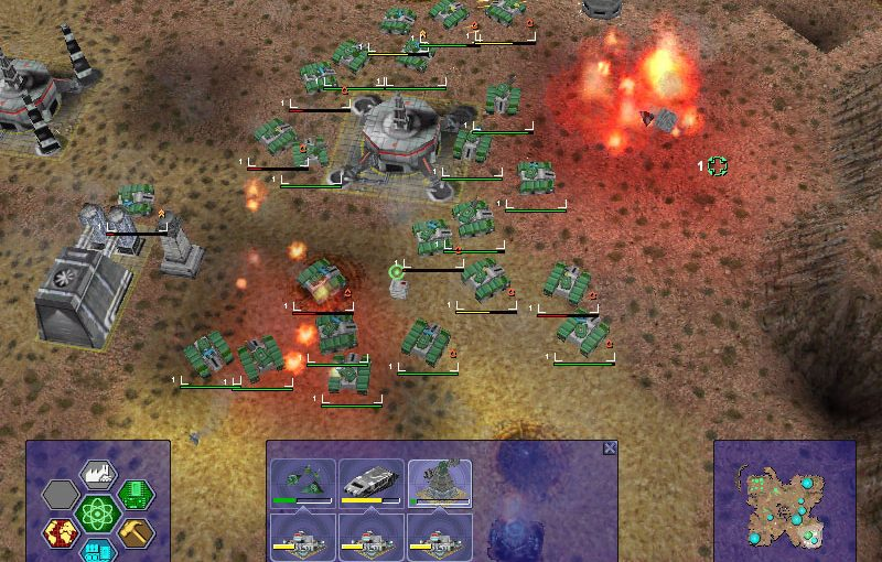 Warzone 2100 – Free Real-Time Strategy War Game